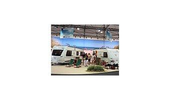 Caravan-Salon 2016 - starten bei der Starterwelt