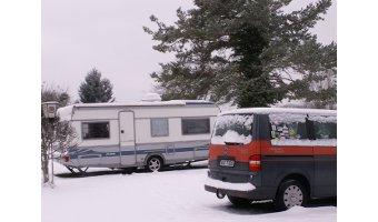 Camping 2010 - Baden Baden war Anfang und Ende
