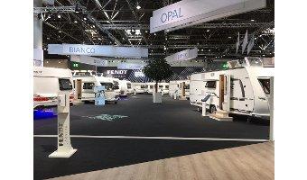 Eindrücke vom Caravan Salon Düsseldorf 2021